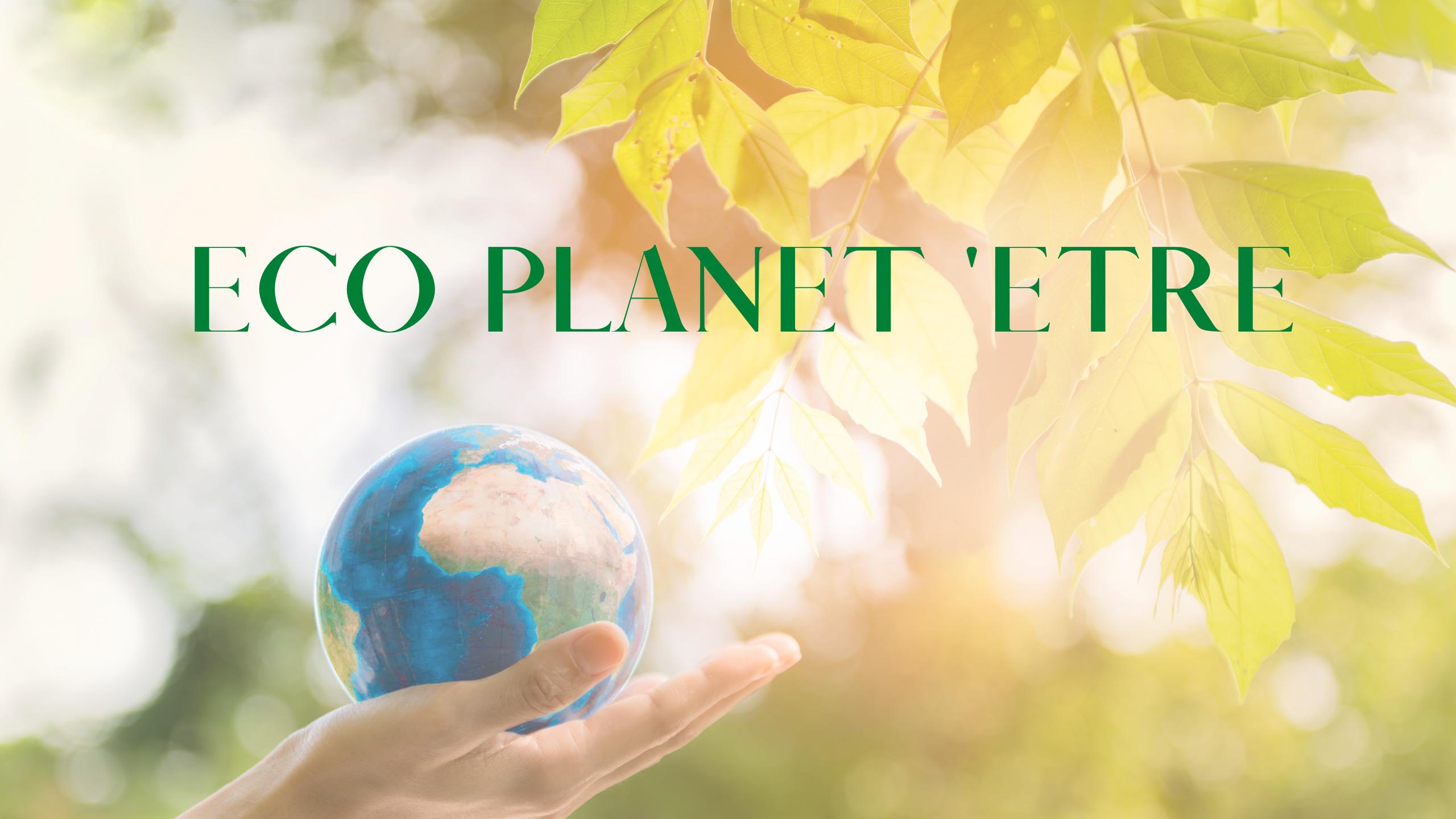 Salon EcoPlanet'être 2021